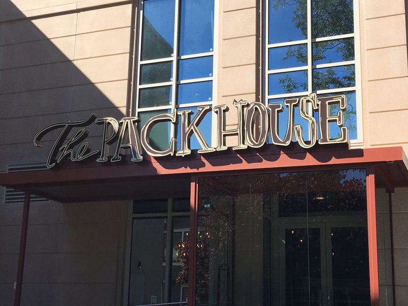 Channel Letters for The Packhouse Restaurant of Charlotte