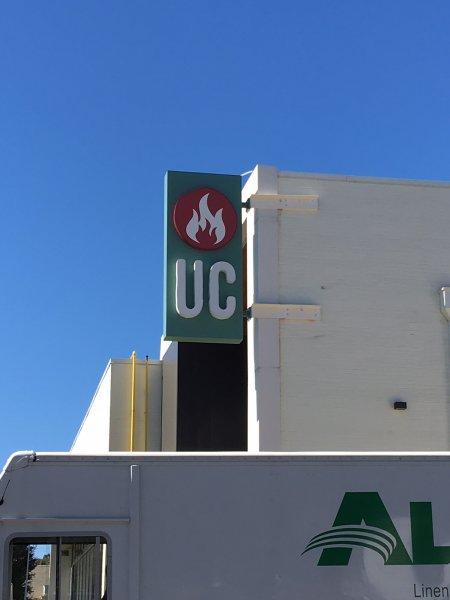 Urban Cookhouse Signage