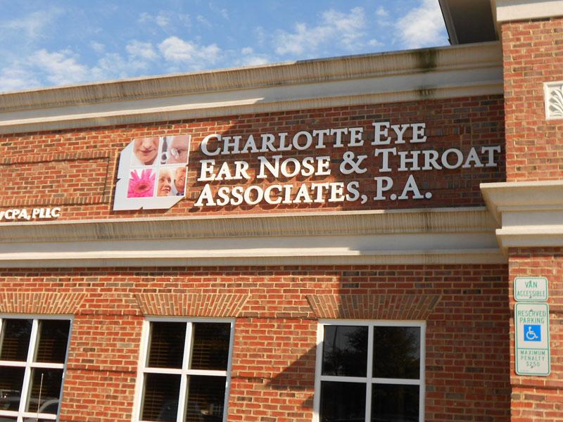 Charlotte Eye ear Nose & Throat Mooresville NC