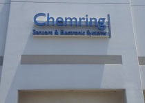 Channel Letters on a Raceway, for Chemring of Charlotte