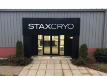 Stax Cryo Sign