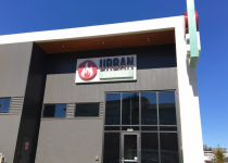 Urban Cookhouse Exterior Signage
