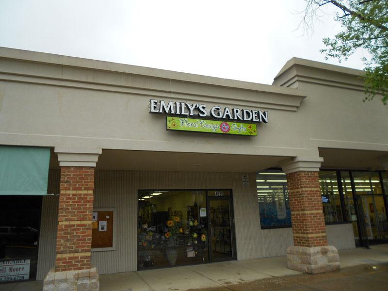 Emily's Garden Lake Wylie SC