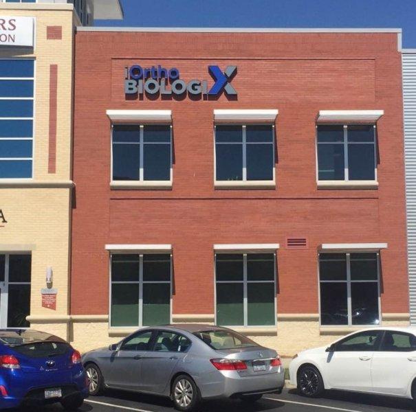 iOrthoBIOLOGIX Exterior Sign