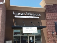 Linear Wireless of Hickory, NC - Channel Letter Sign