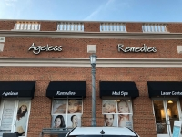 Ageless Remedies Signage