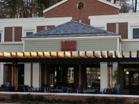 B Good Restaurant -- Halo Lit Channel Letter Sign