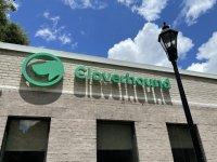 Halo-Lit Channel Letter Sign for Cloverhound of Charlotte