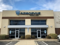 Channel Letter Sign for Armorvue of Charlotte