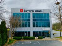 Channel Letter Sign for Elements Brands