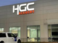 HGC Channel Letter Sign - Illuminated