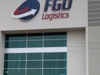 FGO Logistics - Channel Letter Sign