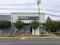 Fresh Dental - Exterior Signage