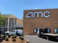 Channel Letters - INSTALL ONLY - for AMC Theater