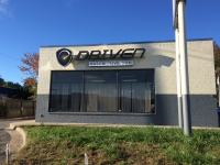 Channel Letter Sign - Driven Automotive in Charlotte, NC