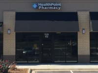 Channel Letter sign for Healthpoint Pharmacy in Indian Land, North Carolina