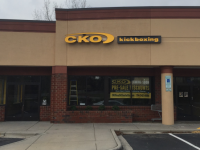 Channel Letter Sign at CKO Kickboxing in Charlotte, NC