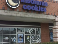 Insomnia Cookies Sign