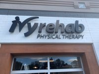 Ivy Rehab Physical Therapy of Charlotte -- Channel Letter Sign