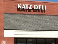 Katz Deli of Charlotte - Sign Photo