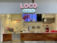 Loco Dessert Bar - Indoor Mall Sign / Channel Letters