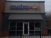 METRO PCS Channel Letter Sign
