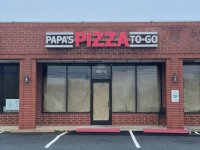 Channel Letter Sign for Papa's Pizza of Charlotte
