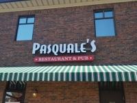 Pasquale's Restaurant Sign