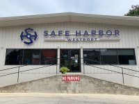 Safe Harbor Westport == Channel Letter Sign with Logo