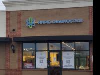 Channel Letter Sign for Rapid Diagnostics of Charlotte