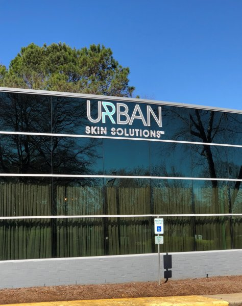 Urban Skin Solutions of Charlotte ~~ Exterior Vinyl Graphics