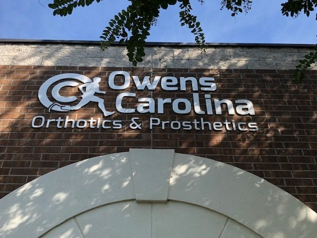 Owens Carolina - Acrylic Wall Sign