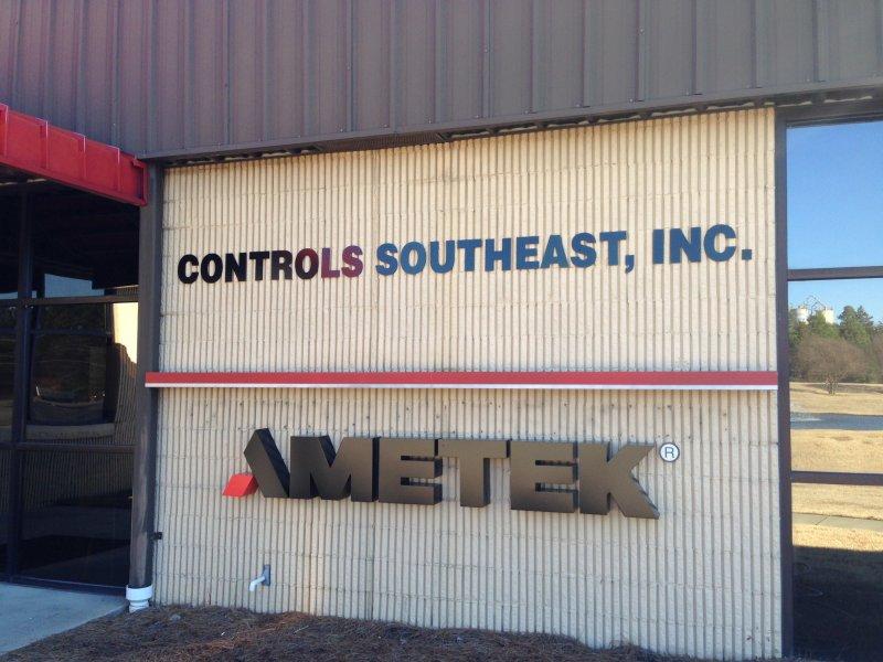 Ametek Controlls Southeast Inc Charlotte NC