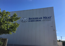 Form Plastic Letters for Exterior Wall - Buckhead Beef of Charlotte