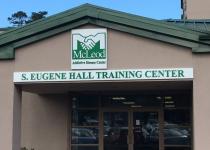 McLeod Center Sign - Closeup