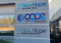 New Hope Clinic - Exterior Wall Signs