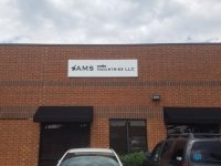AMS Industries of Charlotte – Office Signage