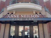 Anne Neilson Fine Art Sign - Aluminum Letters
