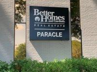 Better Homes & Gardens Real Estate of Charlotte - Cabinet Sign