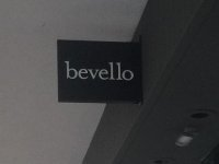 Bevello Store - Blade Sign