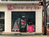 Blo Dry Bar - Exterior Wall Sign