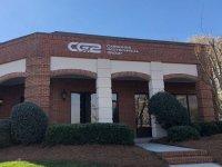 Carolinas Geotechnical Group - Acrylic Letters & Logo