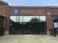 Crossfit QC Sign Picture
