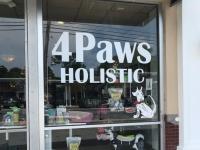 Four Paws Holistic Store - Vinyl Graphics