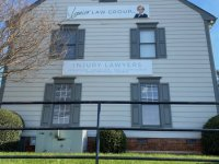 Exterior Signs for Lanier Law Group