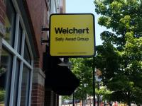 Weichert Realtors Sign by JC Signs
