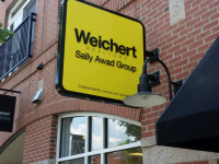 Weichert Realtors - BLADE SIGN