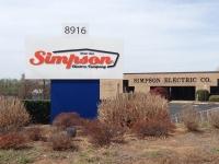 Simpson Electric Company Charlotte NC