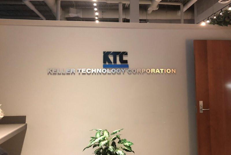 Keller Technology Corporation - Interior Signage