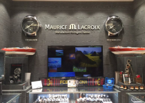 Maurice LaCroix Interior Wall Sign